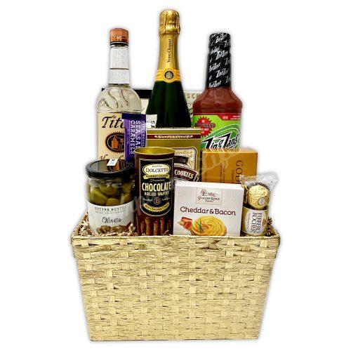 Champagne Life - Champagne Celebration Gift Basket