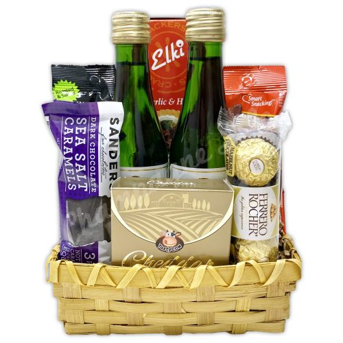 Champagne Delights Gift Basket