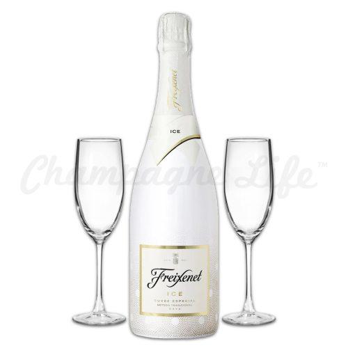Champagne Life - Freixenet Ice Cuvee Toast Set