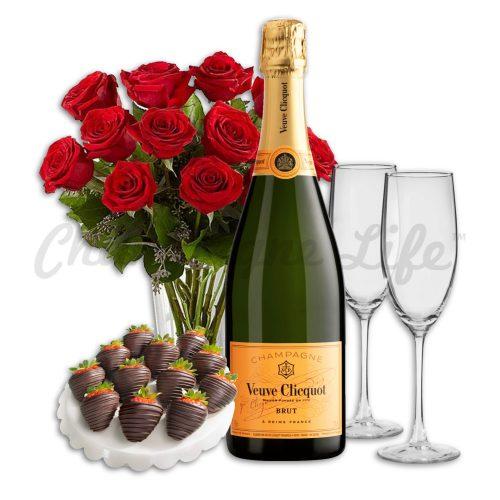 Champagne Life - Romance Gift Set