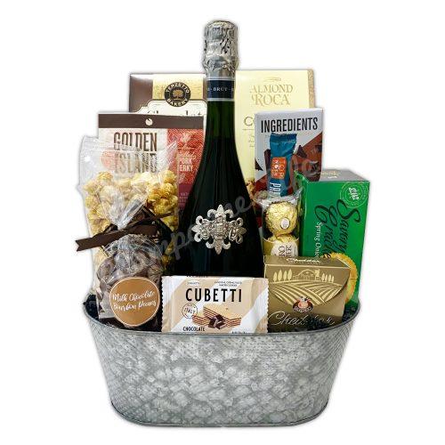 Champagne Life - Segura Viudas Gift Basket