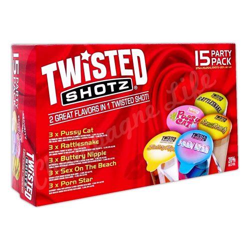 Champagne Life - Twisted Shotz Gift Set