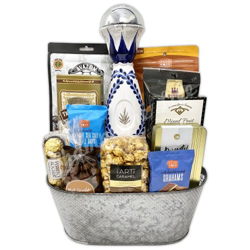 Champagne Life - Clase Azul Gift Basket