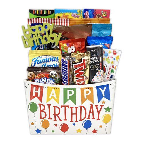 Champagne Life - Birthday Explosion Gift Basket