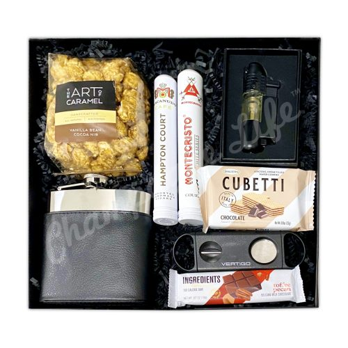 Champagne Life - Cigar Gift Box
