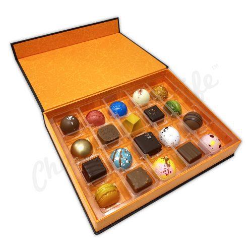 Champagne Life - Gourmet Chocolate Box