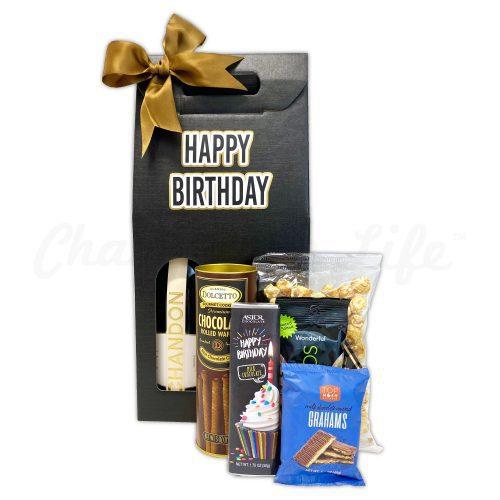 Champagne Life - Happy Birthday Gift Tote
