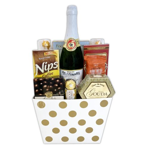Champagne Life -Martinelli Moments Gift Basket