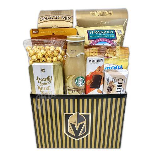 Champagne Life - VGK Snacks Gift Basket