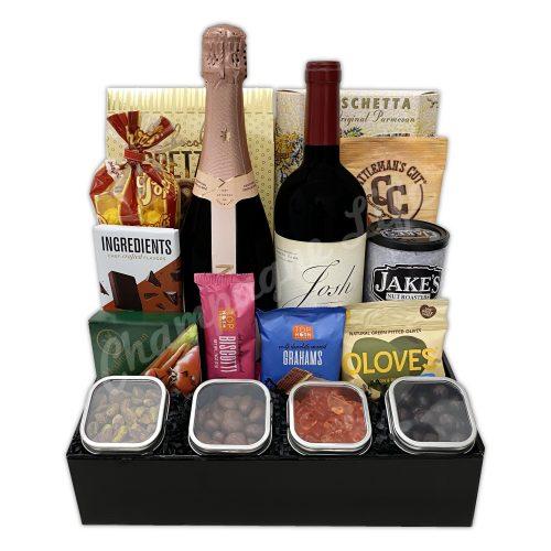 Champagne Life - Wedding Wishes Gift Basket